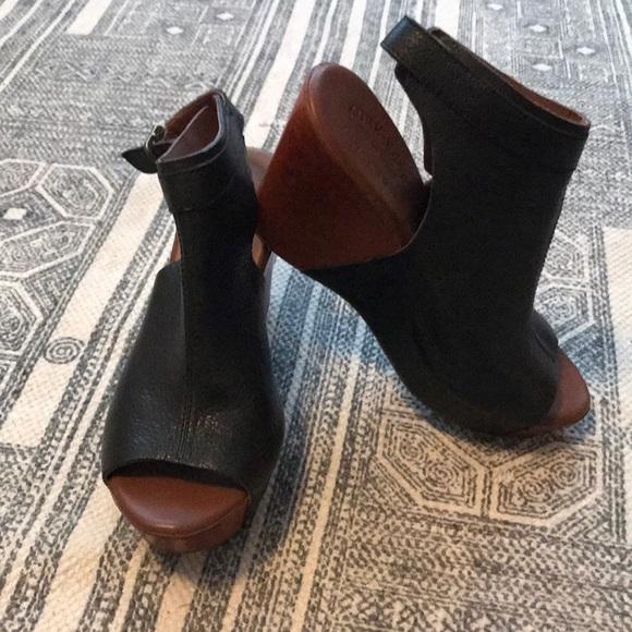 4ebb5c056eb2 Kork-Ease Shoes - Kork-Ease Berit wedge Sandel
